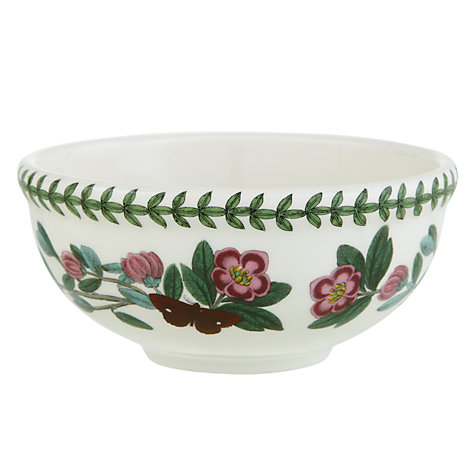 Buy Portmeirion Botanic Garden Fruit Bowl, Daisy, Dia.14cm Online at johnlewis.com