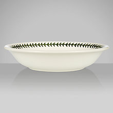 Buy Portmeirion Botanic Garden Pasta Bowl, Bella Lilly, Dia.20cm Online at johnlewis.com