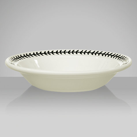 Buy Portmeirion Botanic Garden Pasta Bowl, Treasure Flower, Dia.20cm Online at johnlewis.com