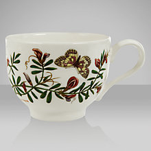 Buy Portmeirion Botanic Garden Traditional Teacup, 0.2L, Common Vetch Online at johnlewis.com