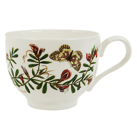Buy Portmeirion Botanic Garden Traditional Teacup, Common Vetch Online at johnlewis.com