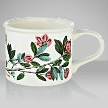 Buy Portmeirion Botanic Garden Drum Shape Teacup, Rhododendron Online at johnlewis.com