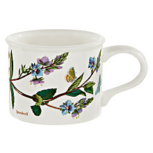 Buy Portmeirion Botanic Garden Cup & Saucer Online at johnlewis.com