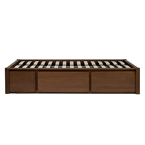 Buy John Lewis Sullivan Storage Bed, Double Online at johnlewis.com