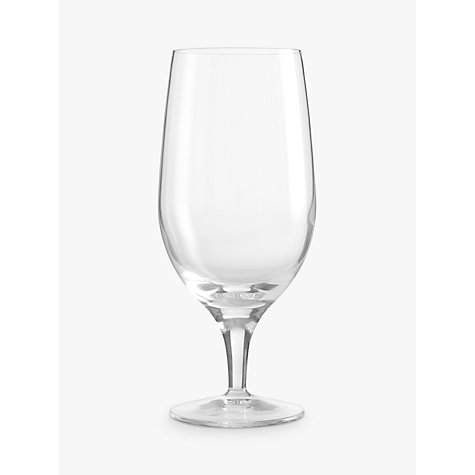 Buy John Lewis Michelangelo Glassware, Beer Glass, Set of 4 Online at johnlewis.com