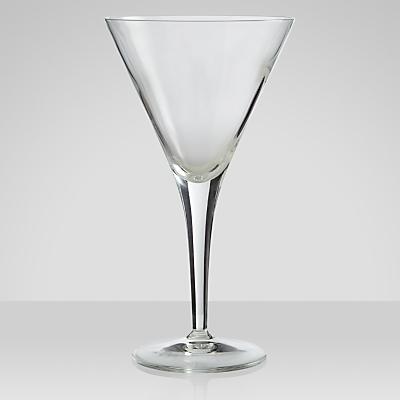 John Lewis Michelangelo Glassware, Cocktail Glass, Set of 4