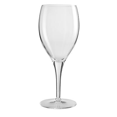 John Lewis Michelangelo Glassware, Glass Goblet, Set of 4