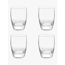 Buy John Lewis Michelangelo Large Tumbler, Set of 4 Online at johnlewis.com