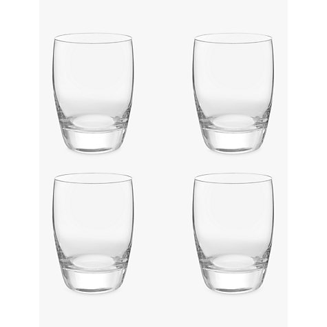 Buy John Lewis Michelangelo Glassware, Large Tumbler, Set of 4 Online at johnlewis.com
