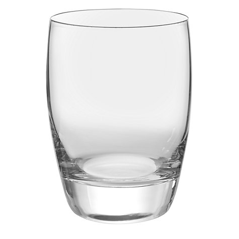 Buy John Lewis Michelangelo Glassware, Tumbler, Large, Set of 4 Online at johnlewis.com