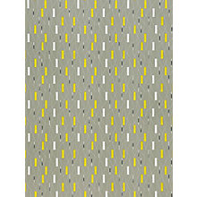 Buy Sanderson Wrappings Wallpaper, 210205, Grey/Yellow Online at johnlewis.com