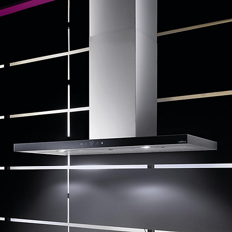 Buy Elica Crete Chimney Hood, Stainless Steel Online at johnlewis.com