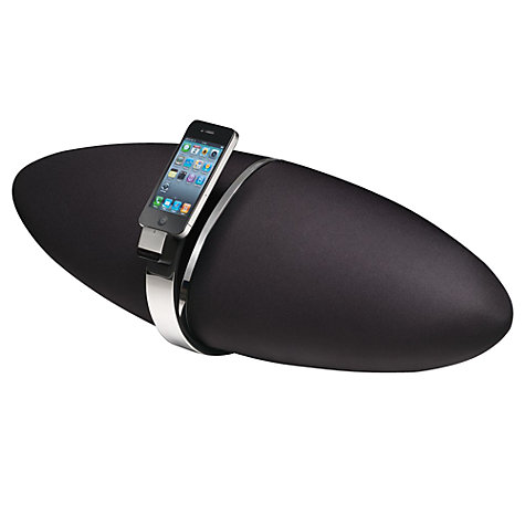 Buy B&W Zeppelin Air iPod Speaker with Apple AirPlay Online at johnlewis.com