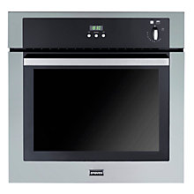 Buy Stoves SGB600PS Single Gas Oven, Stainless Steel Online at johnlewis.com