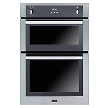 Buy Stoves SGB900PS Double Gas Oven, Stainless Steel Online at johnlewis.com