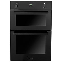 Buy Stoves SGB900PS Double Gas Oven, Black Online at johnlewis.com