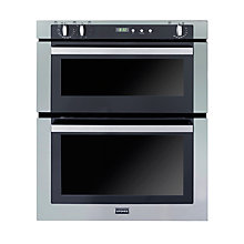 Buy Stoves SEB700FPS Double Built-Under Electric Oven, Stainless Steel Online at johnlewis.com