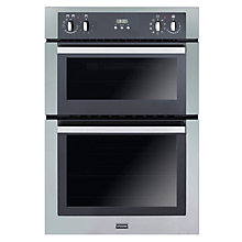 Buy Stoves SEB900MFS Double Electric Oven, Stainless Steel Online at johnlewis.com