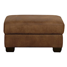 Buy John Lewis Felix Footstools with Dark Legs Online at johnlewis.com