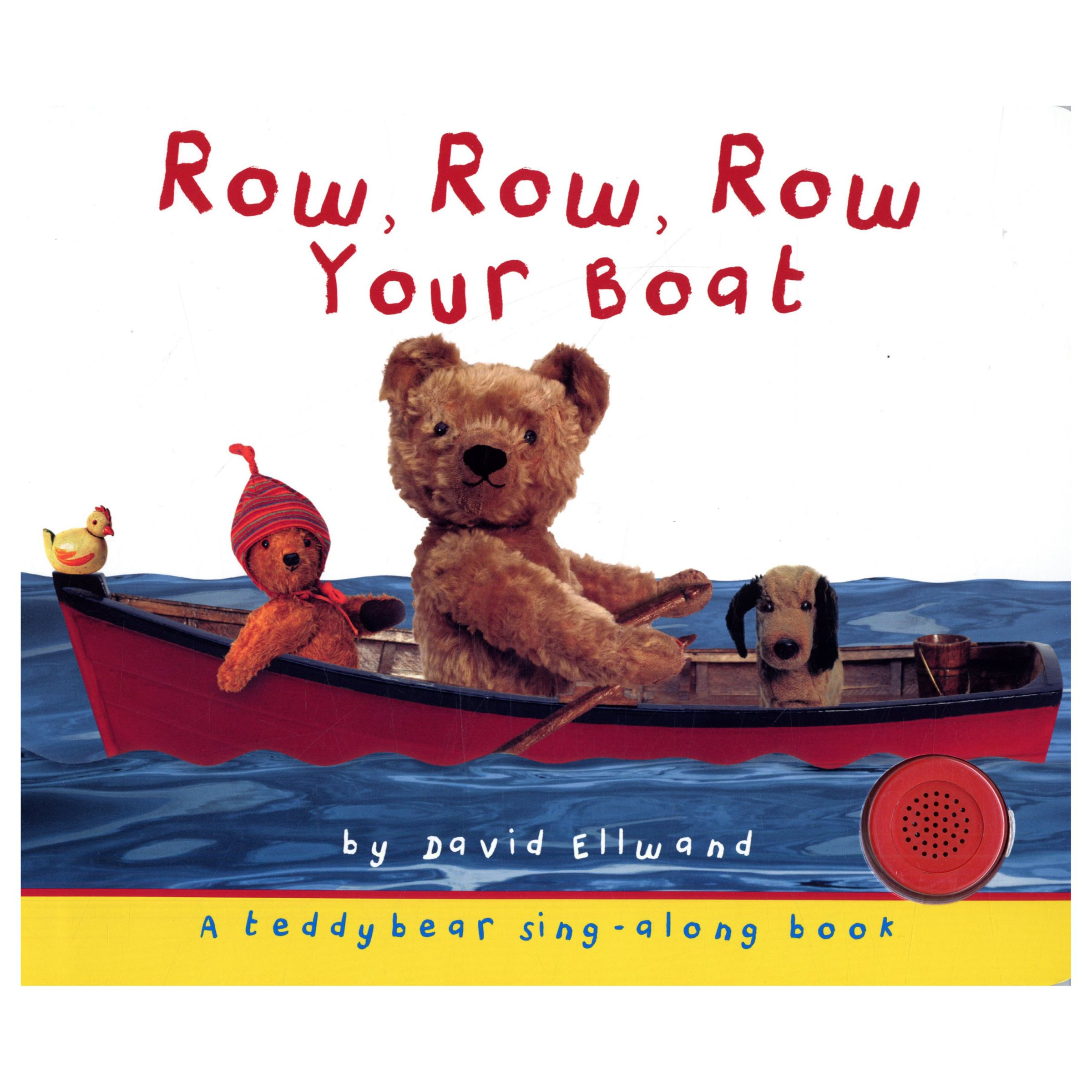 Baker & Taylor Row, Row, Row Your Boat