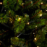 Buy John Lewis Outdoor LED Christmas Line Lights, x160, Soft White Online at johnlewis.com