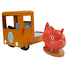 Buy Peppa Pig Museum Lorry Online at johnlewis.com