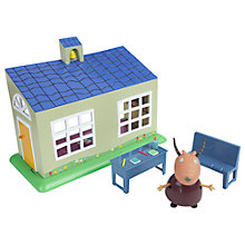 Buy Peppa Pig Schoolhouse Online at johnlewis.com