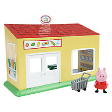 Buy Peppa Pig Supermarket Online at johnlewis.com