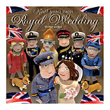 Buy Knit Your Own Royal Wedding Online at johnlewis.com