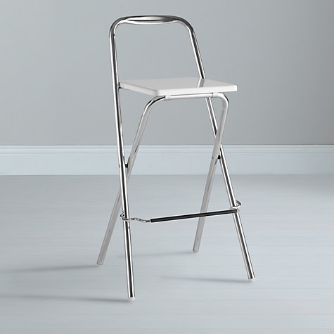 Buy John Lewis Verona Folding Bar Chair Online at johnlewis.com