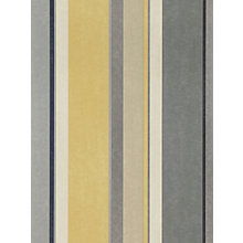 Buy Harlequin Bella Stripe Wallpaper, Hay, 110052 Online at johnlewis.com