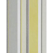 Buy Harlequin Bella Stripe Wallpaper, Leaf, 110045 Online at johnlewis.com