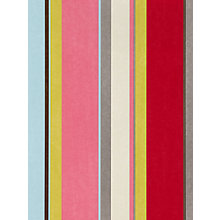 Buy Harlequin Bella Stripe Wallpaper, Multi, 110050 Online at johnlewis.com