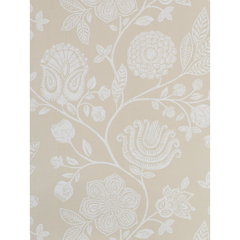 Buy Harlequin Bonita Trail Wallpaper, Oyster, 110010 Online at johnlewis.com