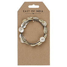 Buy East of India Button Garland Online at johnlewis.com