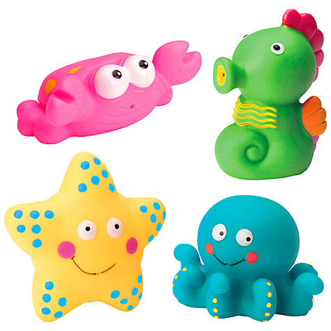 Buy Ocean Bath Squirters Online at johnlewis.com