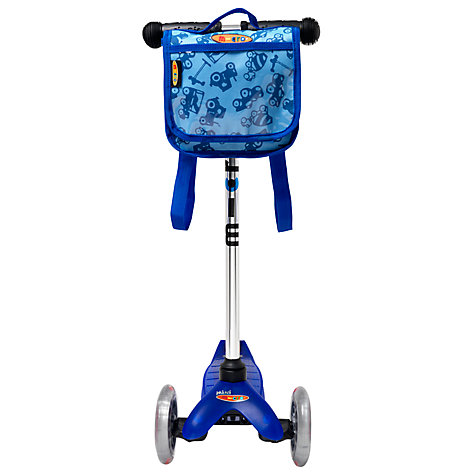 Buy Micro Scooter Bag, Blue Online at johnlewis.com