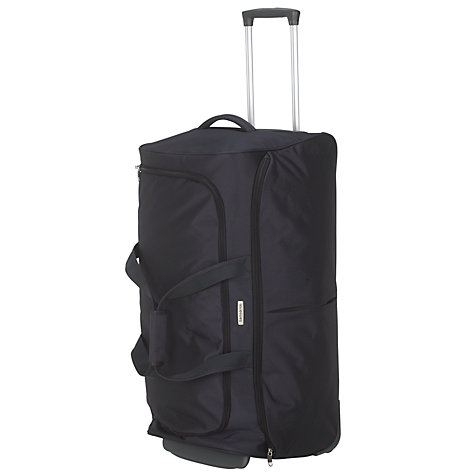 Buy Samsonite Cordoba Duo 2-Wheel Duffle Bag, Graphite Online at johnlewis.com