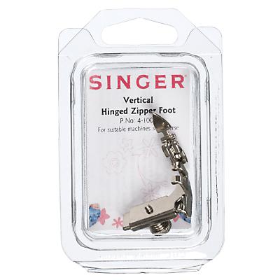 Singer 4-1004 Vertical Hinged Zipper Foot