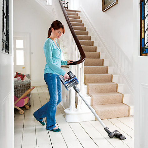 Buy Dyson DC35 Multi Floor Cordless Vacuum Cleaner Online at johnlewis.com
