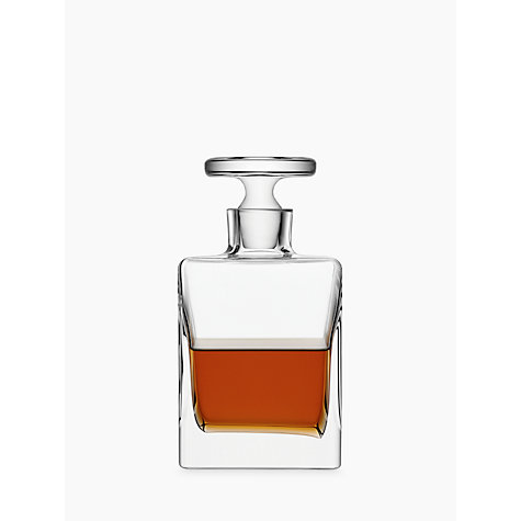 Buy LSA Quad Decanter, 1.1L Online at johnlewis.com