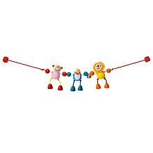 Buy Cheeky Rascals Pram Chain Online at johnlewis.com