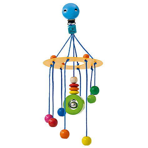 Buy Limbo Mini Wooden Mobile Online at johnlewis.com