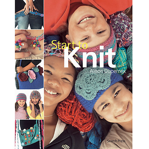 Buy Start To Knit Online at johnlewis.com