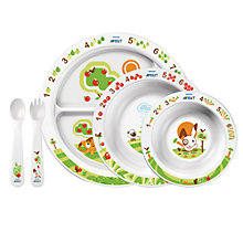 Buy Philips Avent Toddler Mealtime Gift Set Online at johnlewis.com