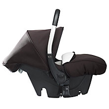 Buy Silver Cross Ventura S Infant Carrier, Black Online at johnlewis.com