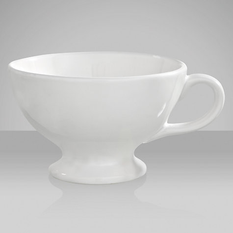 Buy John Lewis Croft Collection Luna Cup and Saucer Online at johnlewis.com