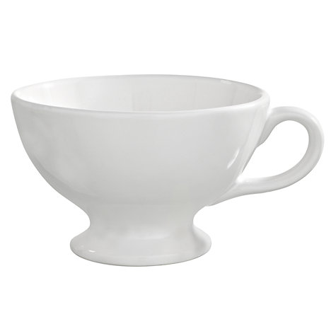 Buy Brissi Breakfast Mini Jumbo Cup Online at johnlewis.com