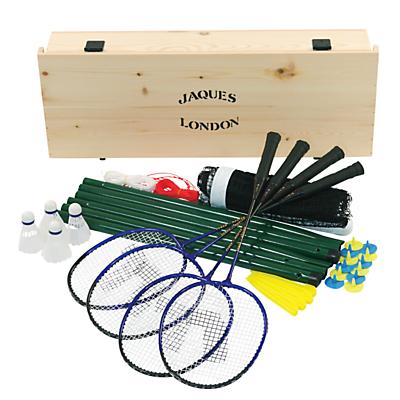 Jaques Challenge Luxury Garden Badminton Set