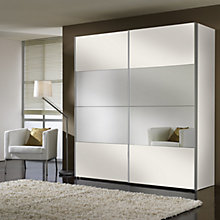 Buy John Lewis Vier Sliding Wardrobe Range Online at johnlewis.com